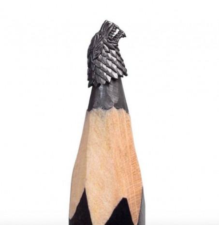Dünya kurşun kalemlerle yaptığı heykelleri konuşuyor - Page 2