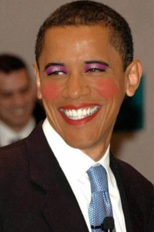 Dünya liderleri makyaj yaparsa! - Page 1