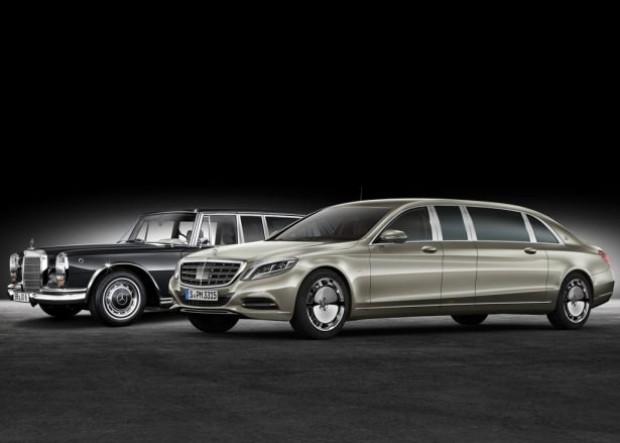 Dünya liderlerinin aracı olacak Mercedes-Maybach S-Serisi! - Page 1