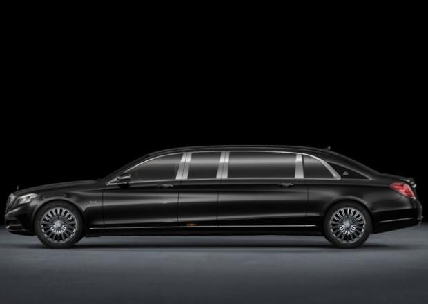 Dünya liderlerinin aracı olacak Mercedes-Maybach S-Serisi! - Page 2