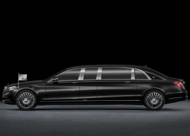 Dünya liderlerinin aracı olacak Mercedes-Maybach S-Serisi! - Page 3
