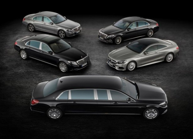 Dünya liderlerinin aracı olacak Mercedes-Maybach S-Serisi! - Page 4