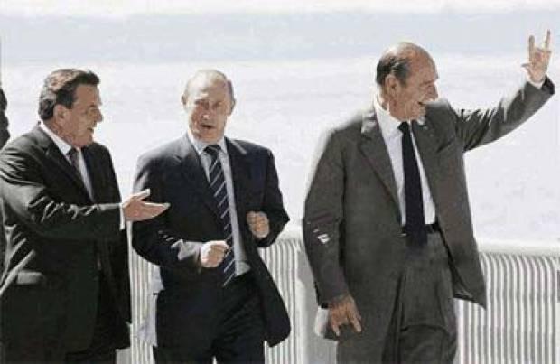 Dünya liderlerinin en komik halleri tık rekoru kırıyor - Page 2