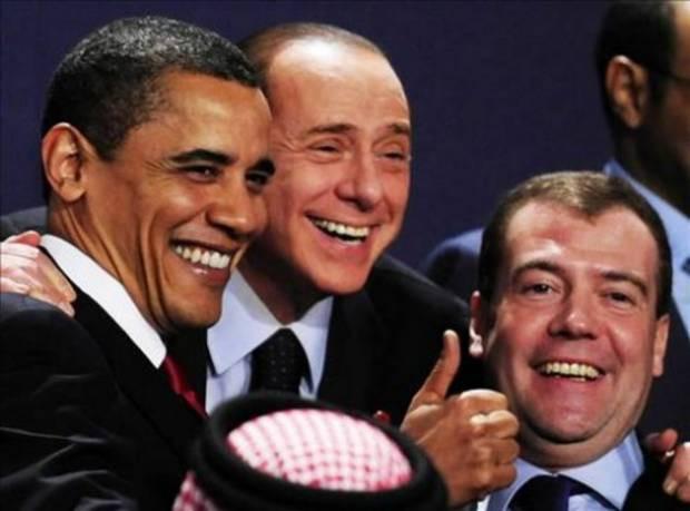 Dünya liderlerinin sempatik halleri objektiflerde! - Page 4