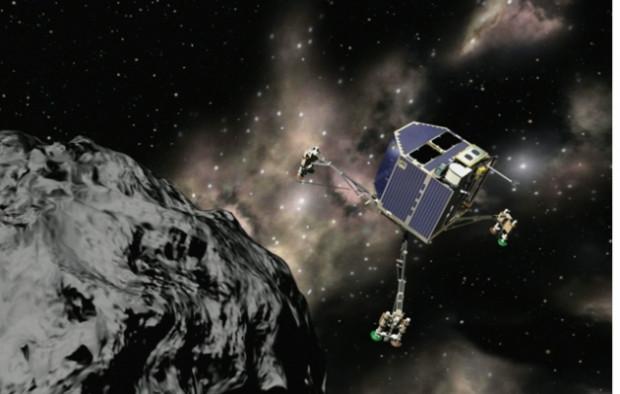 Dünya Rosetta'ya kitlendi! - Page 1