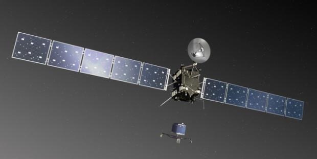 Dünya Rosetta'ya kitlendi! - Page 2