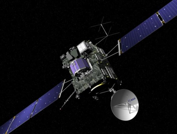 Dünya Rosetta'ya kitlendi! - Page 3