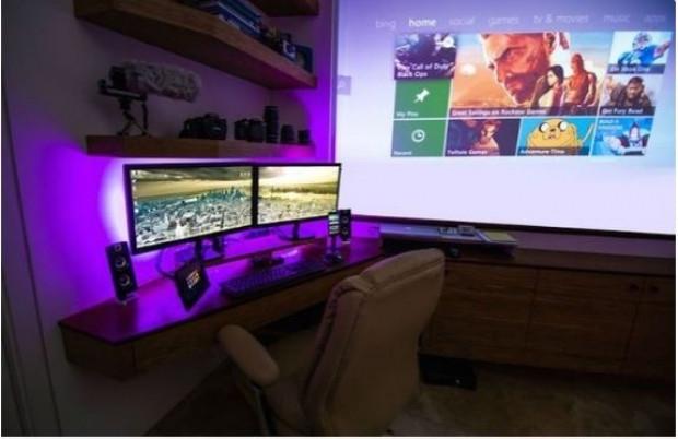 Dünyaca ünlü bilgisayar oyuncularının muhteşem odaları - Page 4