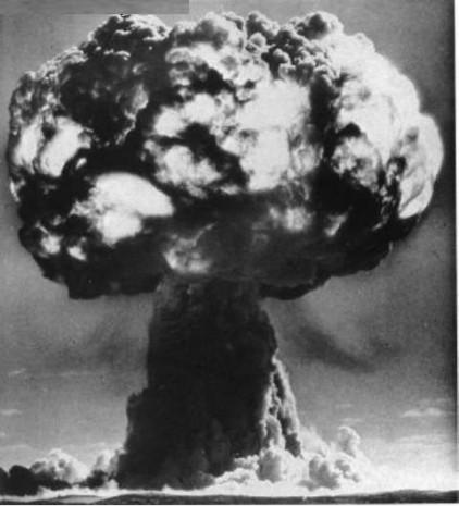 Dünyada bugüne kadar gerçekleşmiş nükleer bomba denemelerinden fotoğraflar - Page 3