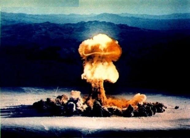 Dünyada bugüne kadar gerçekleşmiş nükleer bomba denemelerinden fotoğraflar - Page 4