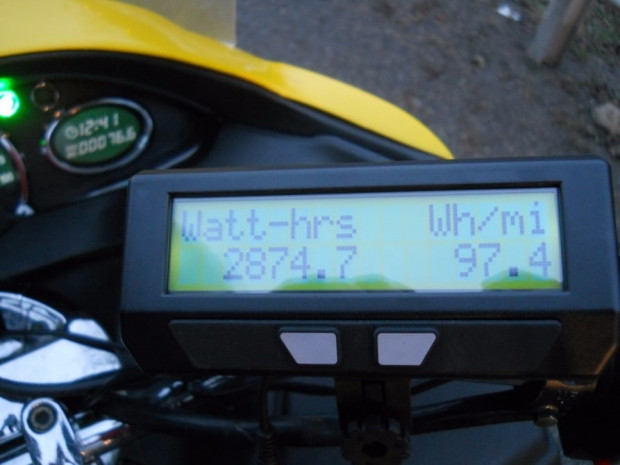 Dünyadaki en hızlı elektrikli motorsikleti - Page 1