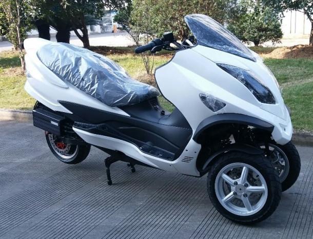 Dünyadaki en hızlı elektrikli motorsikleti - Page 4