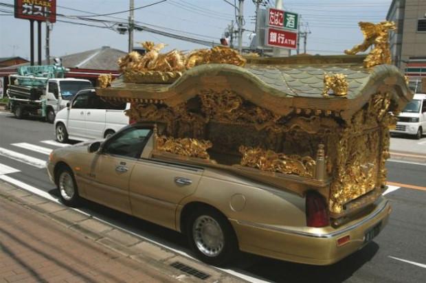 Dünyadaki en ilginç cenaze arabaları - Page 1