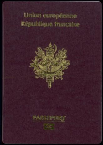 Dünyadaki tüm pasaportlar neden sadece 4 renk? - Page 1