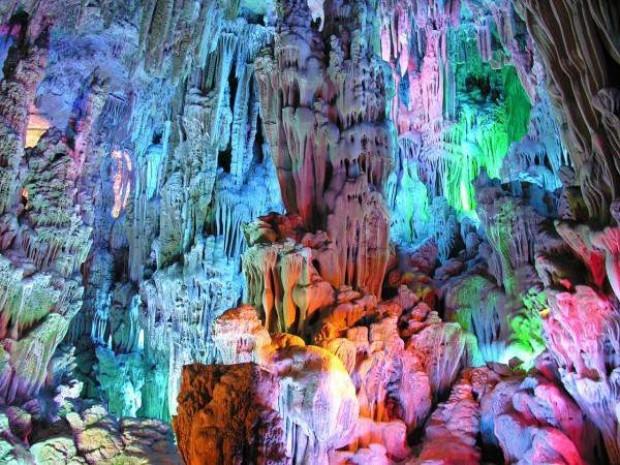 Dünyadan büyüleyici mağaralar - Page 1