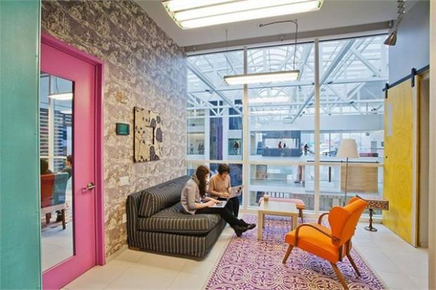 Dünyadan en ilginç ofisler! - Page 2