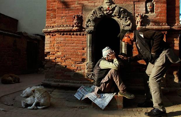 Dünyadan günün en etkileyici fotoğrafları! 12 Mart - Page 2