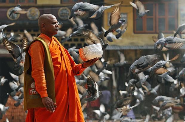 Dünyadan günün en etkileyici fotoğrafları! 16 Şubat - Page 3