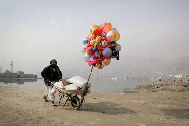 Dünyadan günün en etkileyici fotoğrafları! 17 Mart - Page 3