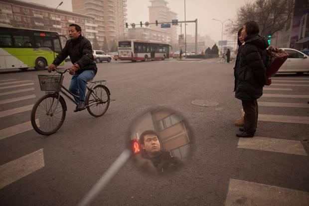 Dünyadan günün en etkileyici fotoğrafları! 18 Ocak - Page 2