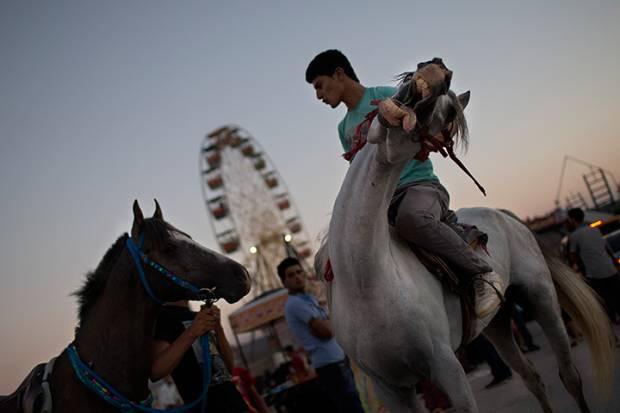Dünyadan günün en etkileyici fotoğrafları 21 Ağustos - Page 4