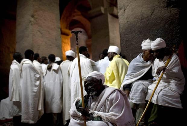 Dünyadan günün en etkileyici fotoğrafları 22 Ağustos - Page 2