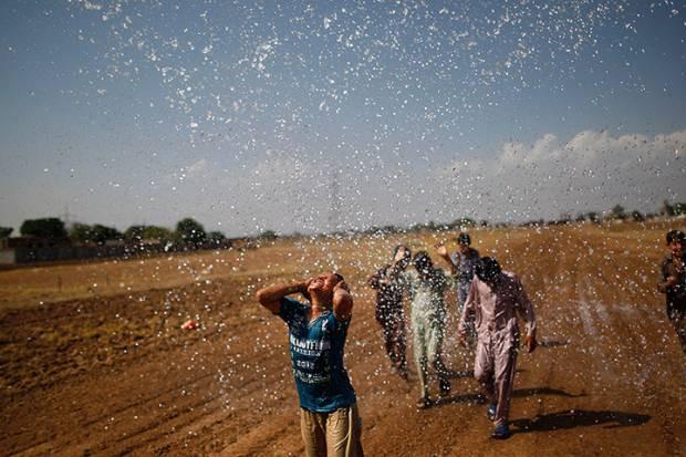 Dünyadan günün en etkileyici fotoğrafları! 27 Haziran - Page 1