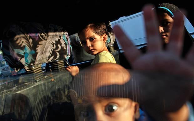 Dünyadan günün en etkileyici fotoğrafları! 4 Ocak - Page 1