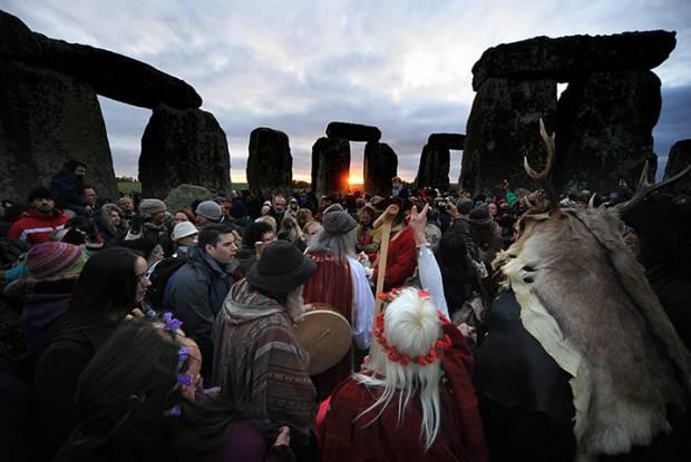 Dünyadan günün en etkileyici fotoğrafları! 22 Aralık - Page 3