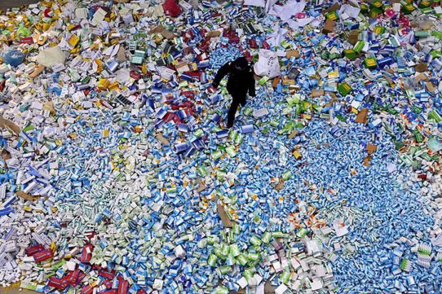Dünyadan günün fotoğraf galerisi 16.03.2013 - Page 3
