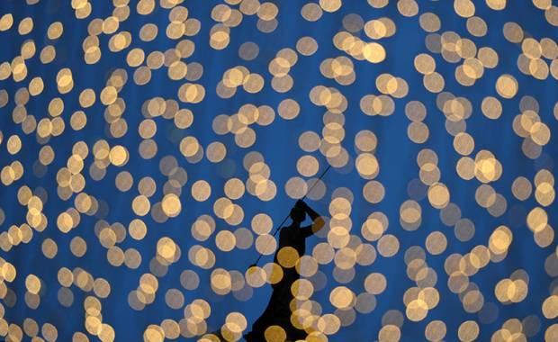 Dünyadan günün fotoğraf galerisi - 21 Aralık - Page 4