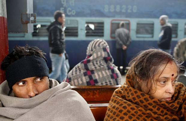 Dünyadan günün fotoğraf galerisi 28.12.2012 - Page 2