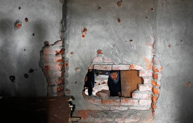 Dünyadan günün fotoğraf galerisi 29.12.2012 - Page 4