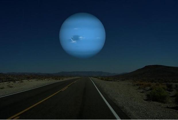 Dünyamızdan ay yerine diğer gezegenleri görseydik nasıl olurdu sorusuna cevap veren 7 ilginç kare - Page 4