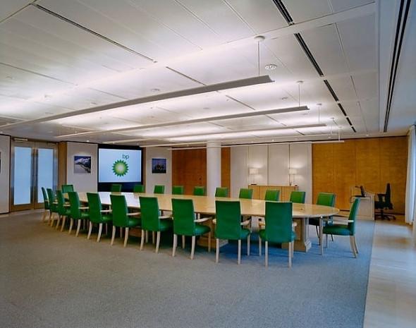 Dünyanın 15 büyük şirket ve kuruluşunun genel merkezlerindeki toplantı salonları - Page 2