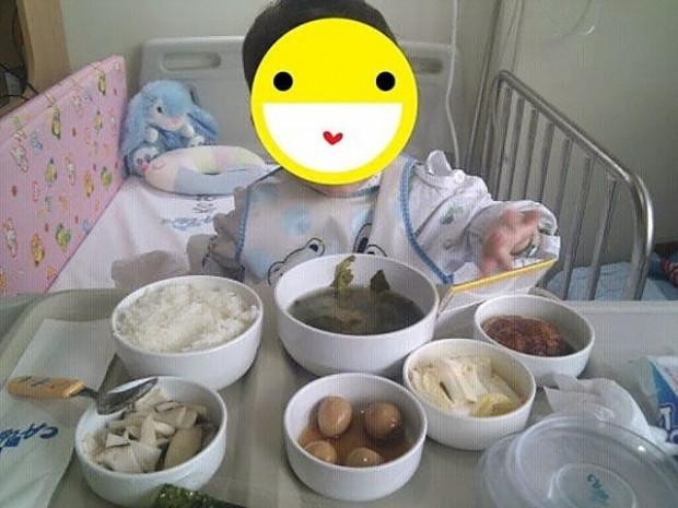 Dünyanın 17 farklı ülkesinden hastanelerin hastalarına verdikleri yemekler - Page 2