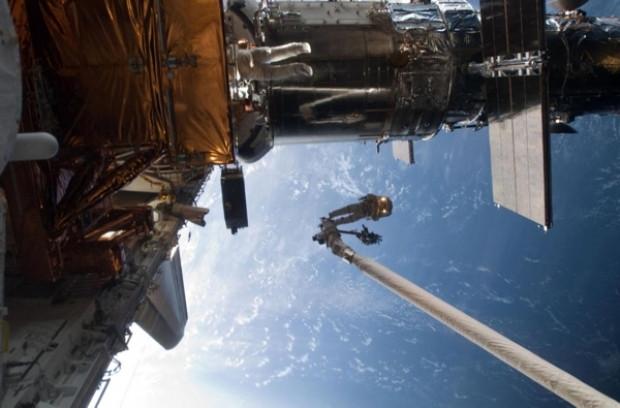 Dünyanın 380 km üstünden çekilen nefes kesen o fotoğraflar - Page 1