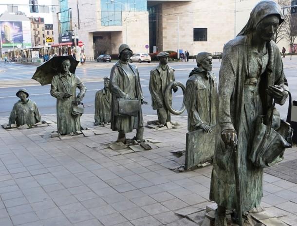 Dünyanın çeşitli yerlerindeki en yaratıcı heykellerden derleme 25 etkileyici heykel - Page 1