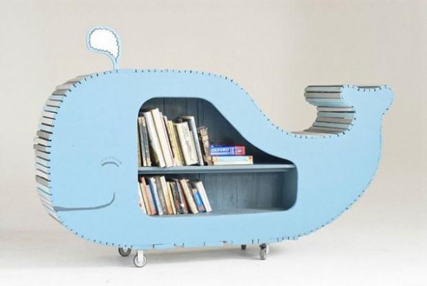 Dünyanın çeşitli yerlerinden, kitaplık tasarımları - Page 2
