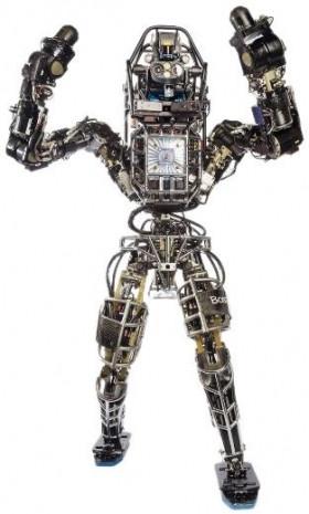 Dünyanın dikkatini çekmeyi başaran robot modelleri - Page 1