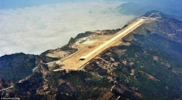 Dünyanın en acayip havaalanları - Page 4