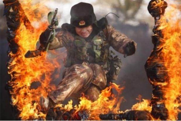 Dünyanın en acımasız askeri eğitimleri - Page 1