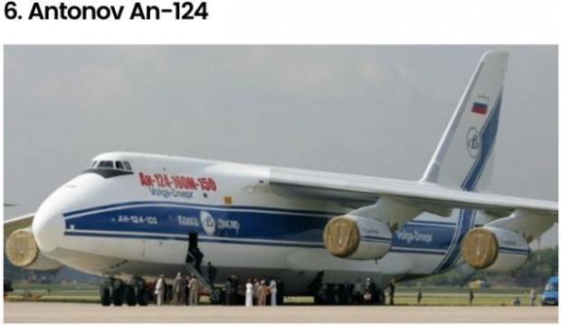 Dünyanın en büyük 10 uçağı sıralandı! - Page 4