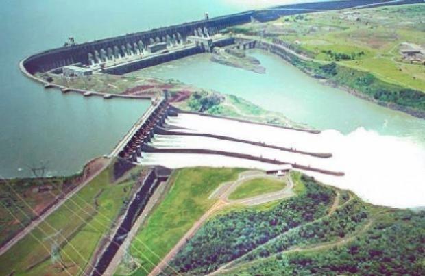 Dünyanın en büyük barajları - Page 1