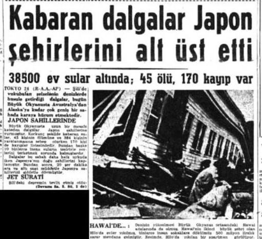 Dünyanın en büyük depremleri - Page 1