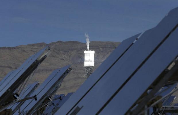 Dünyanın en büyük güneş enerjisi santrali - Page 1