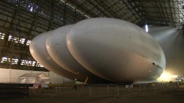 Dünyanın en büyük hava aracı test uçuşu için gün sayıyor - Page 2