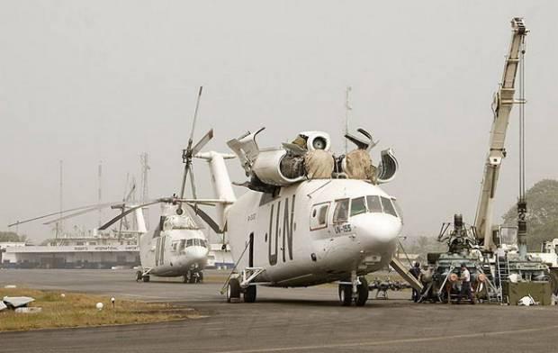 Dünyanın en büyük helikopterini gördünüz mü ? - Page 3
