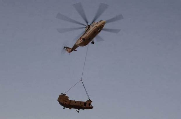 Dünyanın en büyük helikopterini gördünüz mü ? - Page 4