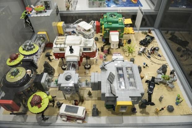 Dünyanın en büyük Lego sergisi - Page 3